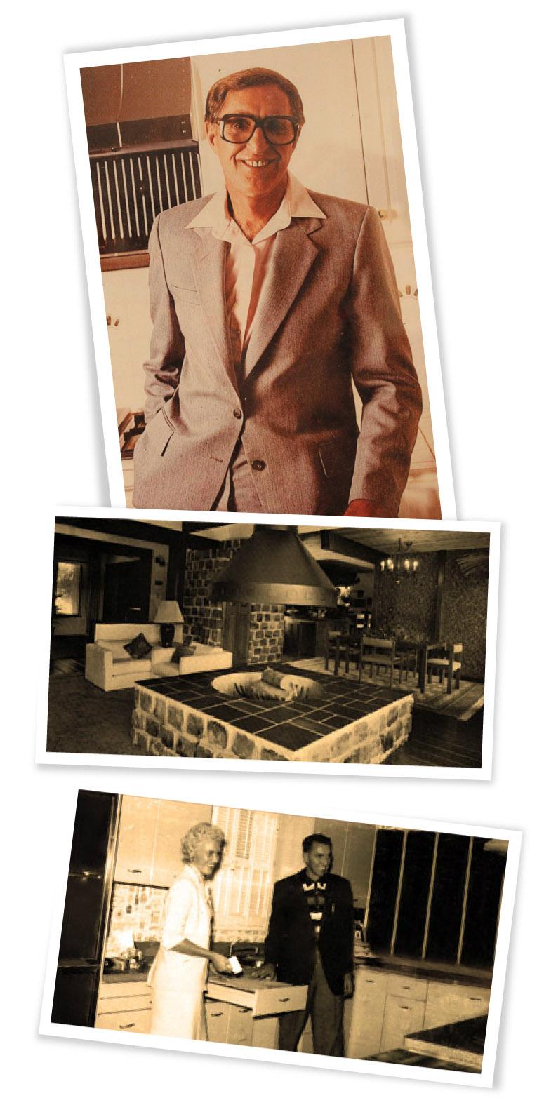 Custom kitchens by john wilkins - History John Reese Wilkins