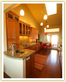 Custom Kitchens By John Wilkins Inc Kitchen And Bathroom Remodeling Custom Cabinetry