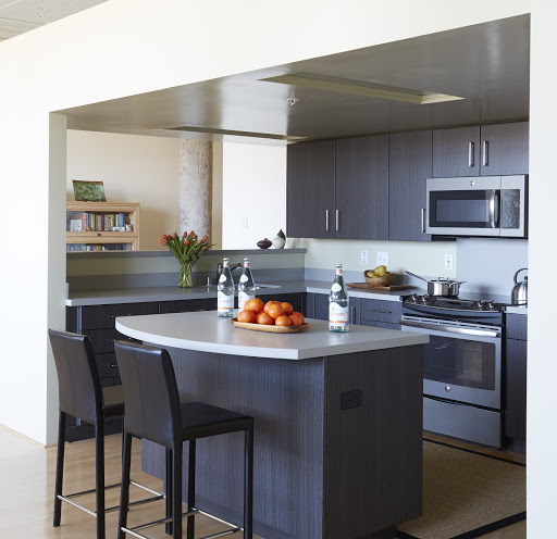 Condo Makeover Our Favorite Luxury Condo Renovations in the East Bay - Custom Cabinetry - Full Kitchen - Custom Kitchens