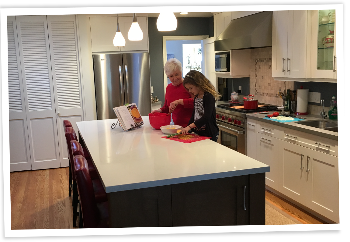 Custom kitchens by john wilkins -  Kitchens Are The Place Where Families Gather It S Where Memories Are Made Custom Kitchens Was Absolutely The Right Choice To Hand Over This Sacred Part