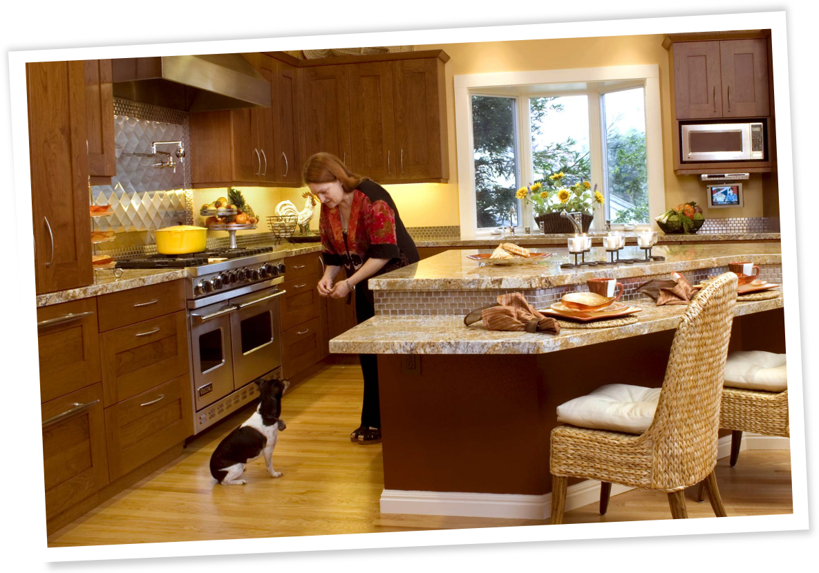 Custom kitchens by john wilkins -  I Had A Fantastic Experience Working With Custom Kitchens On My Kitchen And Master Bath Closet Remodel Start To Finish My Kitchen Remodel Took 9 1 2